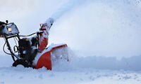 Winter Snow Removal Services