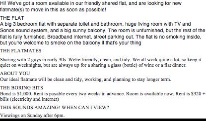 Sunny Double Room in friendly shared flat nr Bondi Beach!