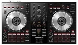 Pioneer DDJ SB3 With Logitech Speakers and Box