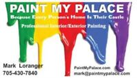 PaintMyPalace.com - PROFESSIONAL INTERIOR/EXTERIOR PAINTING