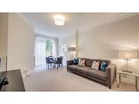 Two bedroom apartment with garden on Lexham Gardens, W8