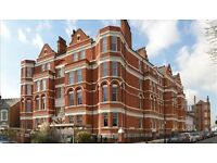 Superb modern 2 bedroom apartment in a red brick Victorian mansion block, great transport links.