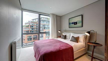 Stunning Furnished Merchant Square, London - 3 Bedrooms Flat 110