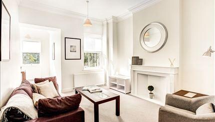 Fully Furnished Lexham Gardens, Kensington - 1 Bedroom