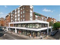 Breathtaking 2 bedroom apartment in 161 Fulham Road