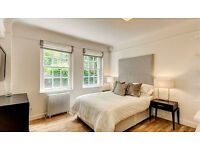 A stunning newly refurbished and interior designed ground floor studio apartment in Chelsea