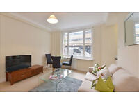 A spacious one bedroom apartment in Mayfair