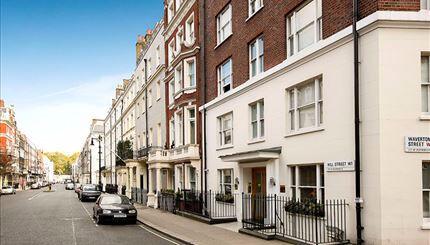 2 bedroom flat in Hill Street Bulding Hill Street, Mayfair, W1J