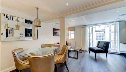 Beautiful interior designed 1 bed apartment in Chelsea