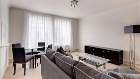 Large, two double bedroom apartment on Fulham Road, SW3