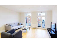 A bright and spacious two bedroom apartment with balcony in Hammersmith