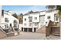 Spectacular 1st class newly refurbished 3 bedroom, interior designed penthouse apartment & garden.