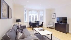 A newly renovated beautiful two bedroom apartment. Close to tube and park