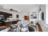 New & Exclusive! 1250sqft 3 Bed/3 Bath Riverside Penthouse - Stunning Interior - Roof Terrace - SW6