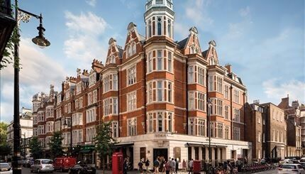 ***Mayfair*** - Two Bedroom Apartment with Balcony