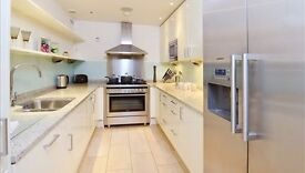 Spectacular two bedroom apartment on Young Street, W8