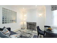 Beautifully designed one bedroom apartment with its own private entrance on Lexham Gardens