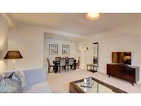2 BED 2 BATH, 729 SQ FFT, 2ND FLR, VIDEO ENTRY, PORTER, LIFT NEAR DLR IN PELHAM COURT, CHELSEA SW3