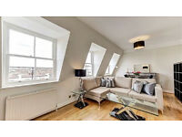 1 month rent free* A superbly refurbished fifth floor apartment in Kensington