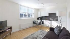 A fantastic, modern 2 bedroom flat in a beautiful period building.