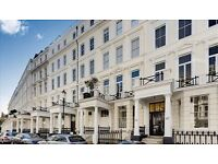 Superb two bedroom apartment on Lexham Gardens W8