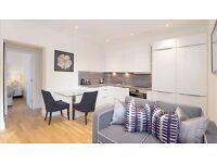 Fabulous and newly refurbished one bedroom first floor apartment in Hamlet Gardens. Close to tube