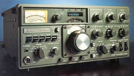 Kenwood TS-820S Amateur Radio Transceiver
