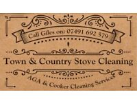 Oven cleaner available in Swadlincote - We cover surrounding areas