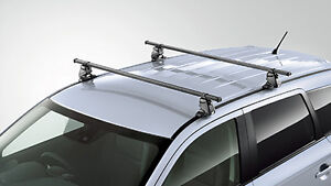 Mitsubishi outlander roof rack kit fixed point