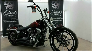 2015 HARLEY DAVIDSON CUSTOM BREAKOUT Muswellbrook Muswellbrook Area Preview