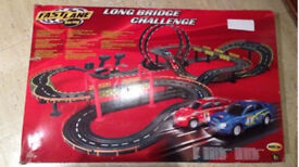 FAST LANE CAR RACING TRACK!