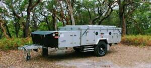 Blue Tongue Camper Overland XD Series 3 Double Fold Milperra Bankstown Area Preview