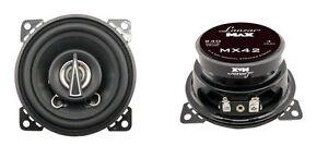 4inch 120watt Coaxial Speaker Pair