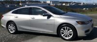 2018 Chevrolet Malibu Dartmouth Halifax Preview