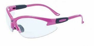 Z87 Pink 2.0 Bifocal Secretary Safety Reading Readers Glasses Factory Store (Reading Glasses Stores)