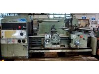 WARD 10C PRELECTOR LARGE BORE TURRET LATHE