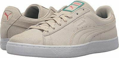 PUMA SUEDE CARIBBEAN SAND LOW TRAINERS SPORTS SNEAKER MEN SHOES BEIGE SIZE 9 NEW