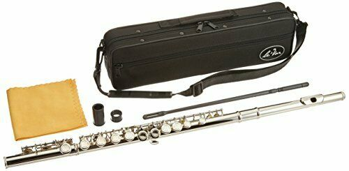 BEST Entry Level Flute for Beginners w/ Carry Case & Cleaning Rod