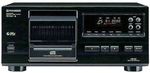 Pioneer 25 Disk CD Player PD-F407