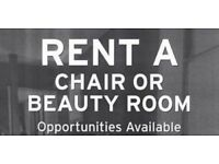 Town Center Beauty Rooms/Rent a Chair for Hairdresser/Beauty Therapist/Nail Tech (Weekly or Monthly)
