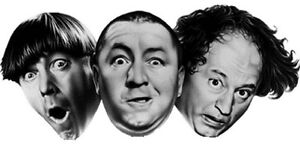 THE 3 STOOGES DVD-R COLLECTION
