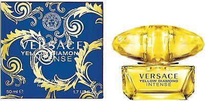 Yellow Diamond Intense By Versace Eau De Parfum Spray 1.7 oz
