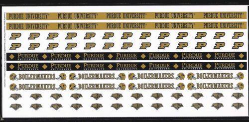 Purdue Stickers Ebay