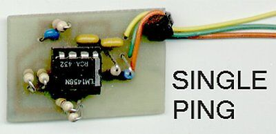 Pinger   Single Ping Sound For Cb Fun By Ees