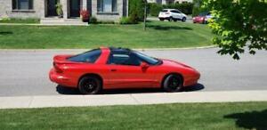 1995 Pontiac Firebird  tres propre