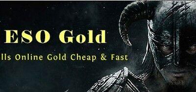 The Elder Scrolls Online Eso 100K Gold Currency  Ps4 Na Server
