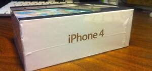 New SEALED in BOX Unlocked Apple IPhone 4