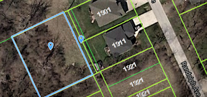 Double Lot For Sale in West Windsor