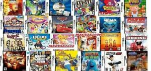 WOULD ANYONE HAVE ANY OLD 3DS GAMES FOR 2 CHLDREN