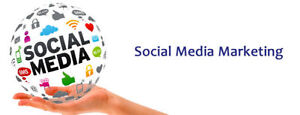 Professional Social Media Marketing and Graphic Design Services Downtown-West End Greater Vancouver Area image 1